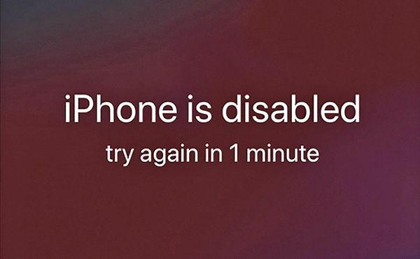 باز کردن قفل آیفون بدون نیاز به رمز ورود گوشی