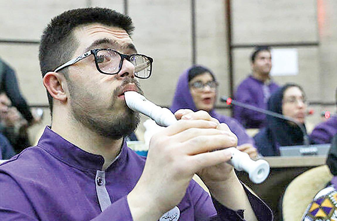 اجرای متفاوت «ارکستر ویژه ایران» در گلستان