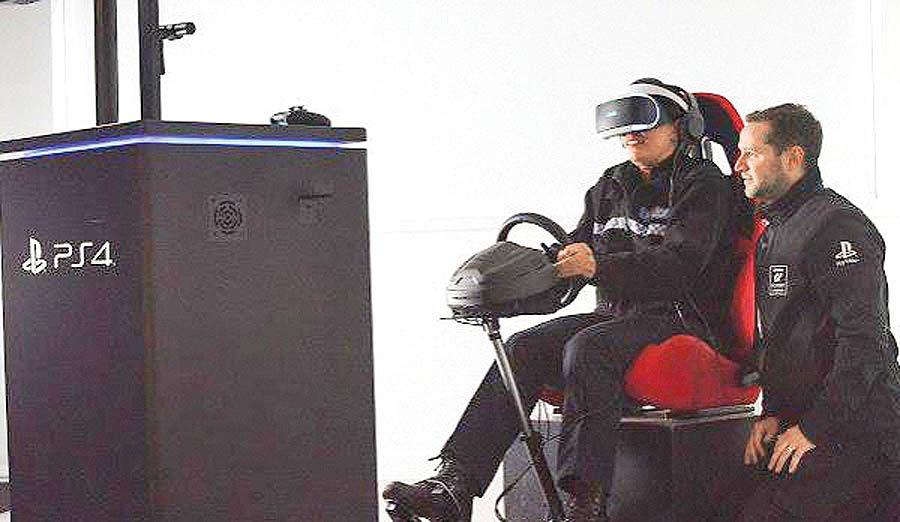 آموزش پلیس انگلیس با بازیهای رایانهای