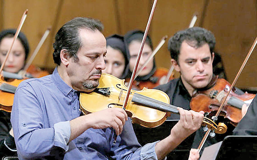بازگشت ارسلان کامکار به ارکستر سمفونیک تهران