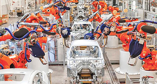 اینترنت اشیا؛ شاه کلید صنعت خودرو