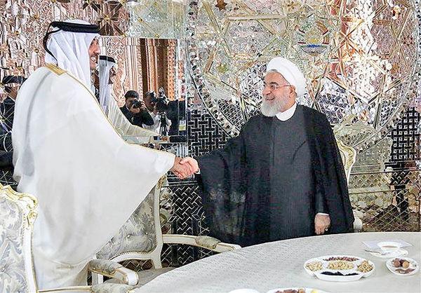 دولتهای عربی شاخه زیتون ایران را بپذیرند