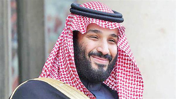 تغییر موضع 180 درجهای عربستان