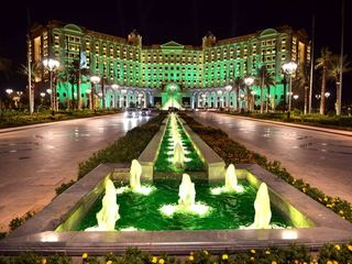 هتل 5 ستاره عربستان