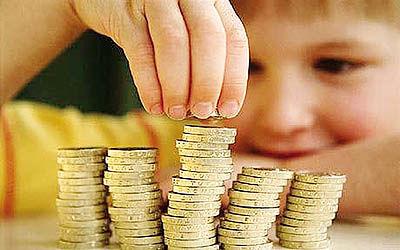5 نکته برای رشد هوش مالی کودکان