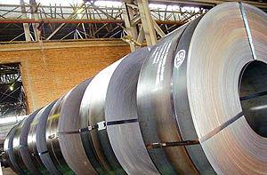 قیمت فولاد در بورس فلزات تهران ثابت بود