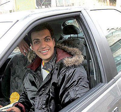 فردوسیپور ماشینش را جا گذاشت