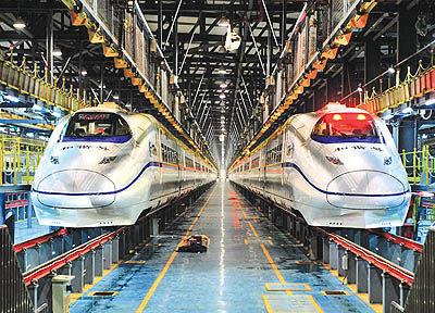 اثر خطوط راهآهن بر رشد اقتصادی آمریکا