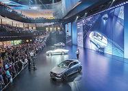 انتقال نمایشگاه خودروی آلمان به مونیخ