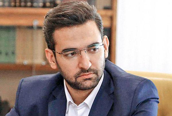 وزیر ارتباطات: جای نگرانی برای قطع شدن اینترنت ایران نیست