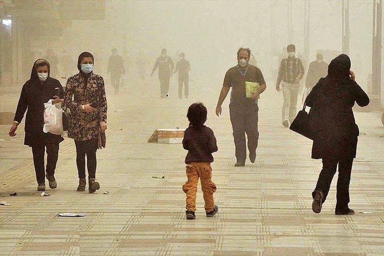 روزهای عجیب خوزستانیها