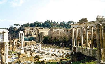 رم باستان بهصورت مجازی بازسازی شد
