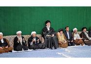 برگزاری مراسم ترحیم آیتالله خوشوقت در حضور رهبر معظم انقلاب