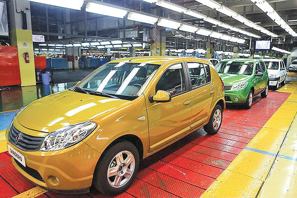 اعتراض به وضعیت تحویل خودروهای ثبتنامی