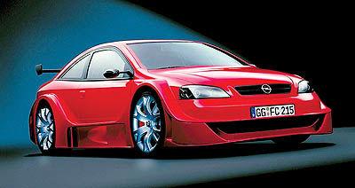 نسل سوم خودروی آسترا در راه است