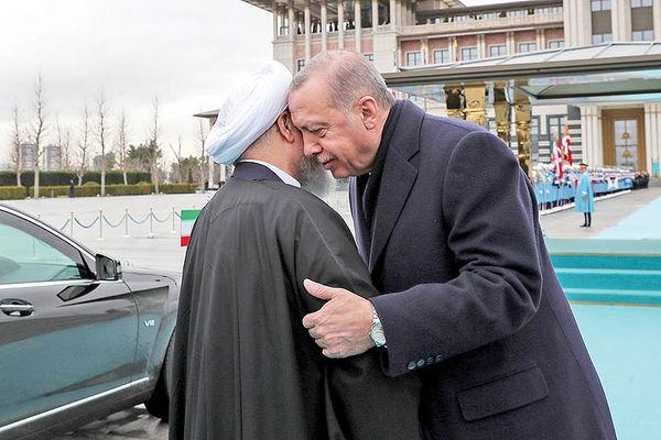 پشتپرده موضعگیری ضد تحریمی اردوغان