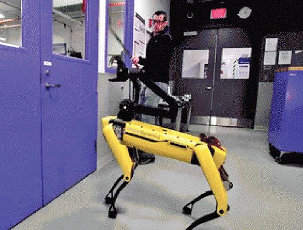 روبات «اسپات مینی» سال 2019 به بازار میآید