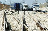 قطار کانتینری برنامهای بندرعباس–آپرین راهاندازی شد