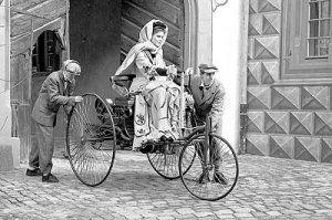 سه چرخه بدون اسب