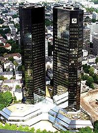 سود خالص 30درصدی دویچه بانک - ۱۲ مرداد ۸۵