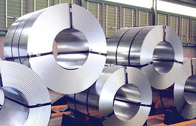 قیمت فولاد  چینی پایین آمد