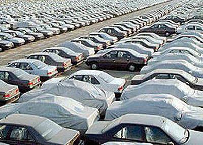 ترکیه اولین مقصد خودروهای ایرانی
