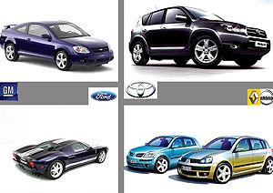 بزرگترین خودروسازان جهان در سال 2005 معرفی شدند