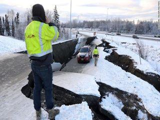 خسارات زلزله ۷ ریشتری در آمریکا