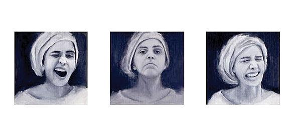 نمایشگاه «بدون عنوان» در گالری سیحون