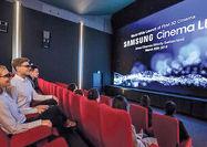 نمایشگر ۱۰ متری جایگزین پرده سینما میشود