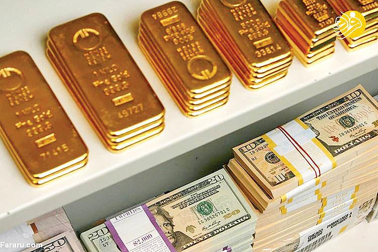 راه افزایشی دلار سد  شد