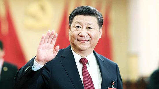 فرود چین در آمریکای جنوبی