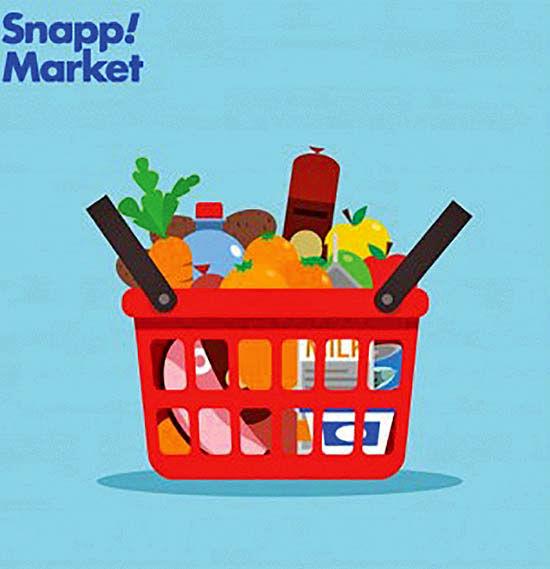 توسعه خرید آنلاین در اسنپ مارکت