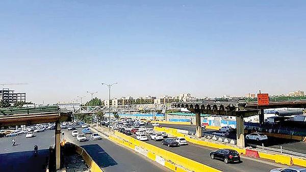 نقص بزرگ پروژههای شهری در پایتخت