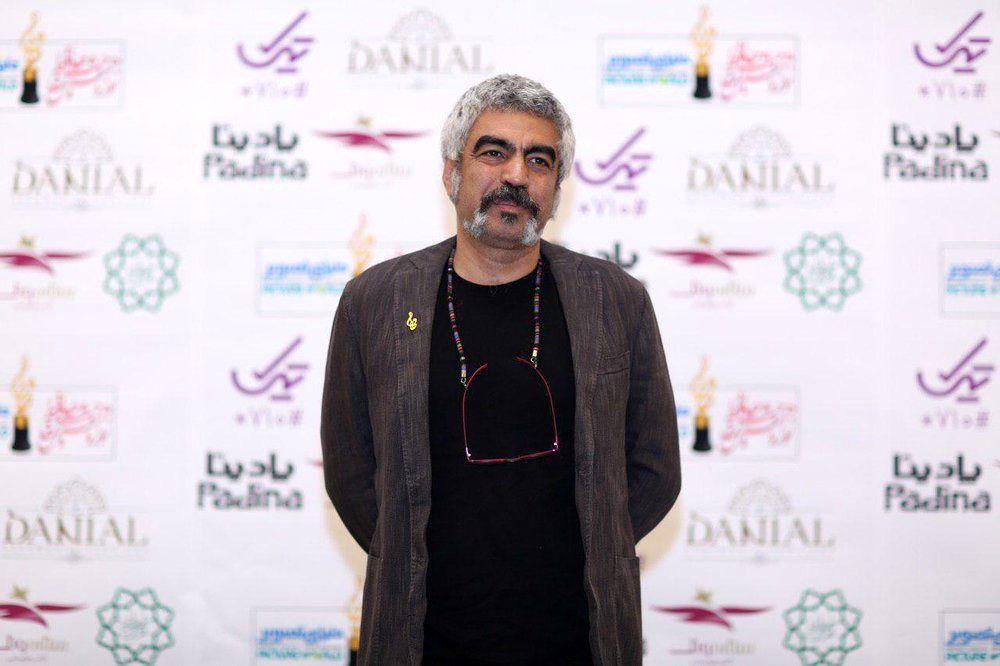 لباس بلوچی بازیگر معروف در جشن حافظ