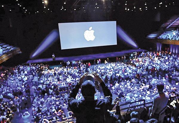 تازهترین منوی اپل روی میز کاربران