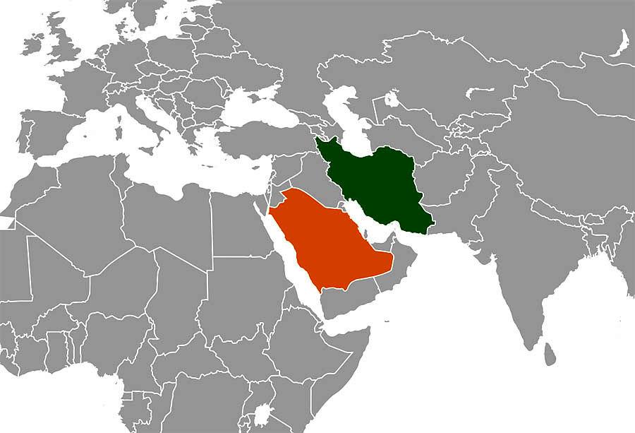 چشمانداز روابط ایران  و عربستان در سال 2018