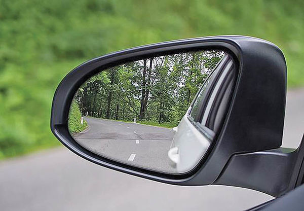 خداحافظی با آینههای جانبی خودروها