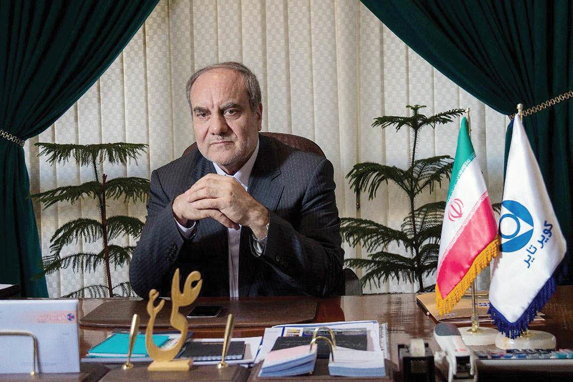 کویر تایر نخستین تولیدکننده تایرسبز در ایران