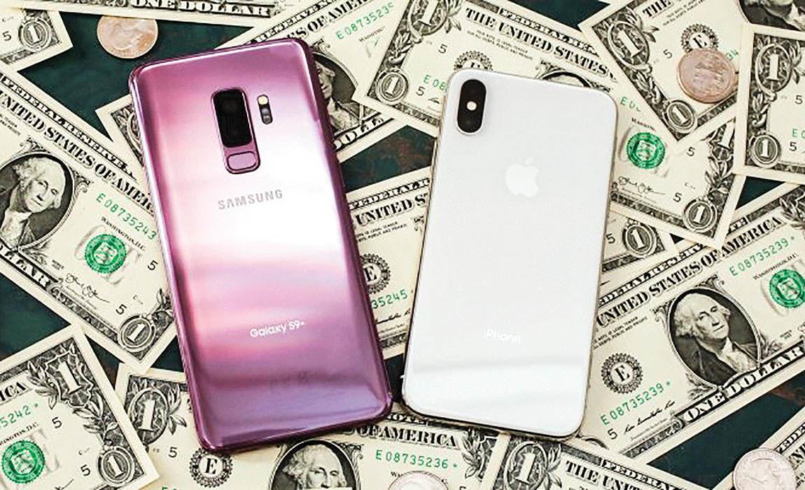 پیشبینی رشد قیمت موبایل در جهان