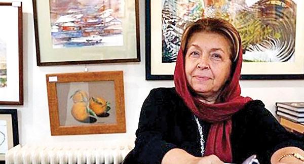 نمایش آثار ۱۸۲ هنرمند در گالری گلستان