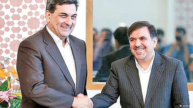 حناچی کلیددار پایتخت شد