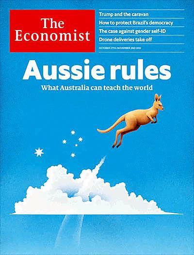 استرالیا؛ رکورددار جهان توسعهیافته