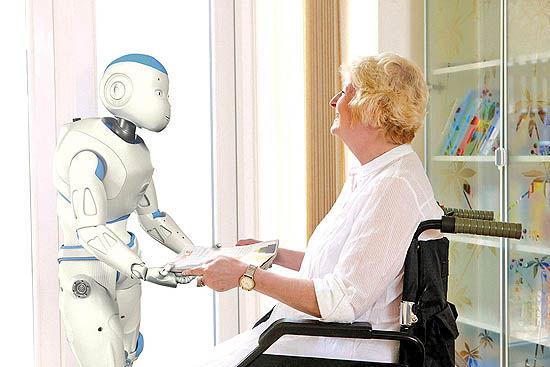 نوآوری در استفاده از هوش مصنوعی برای پرستاری از افراد ناتوان