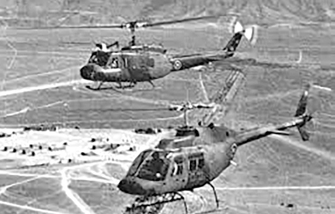 پایان عملیات ظفار در عمان