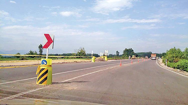ساخت جاده دسترسی مهرگان به قزوین نیازمند اعتبار