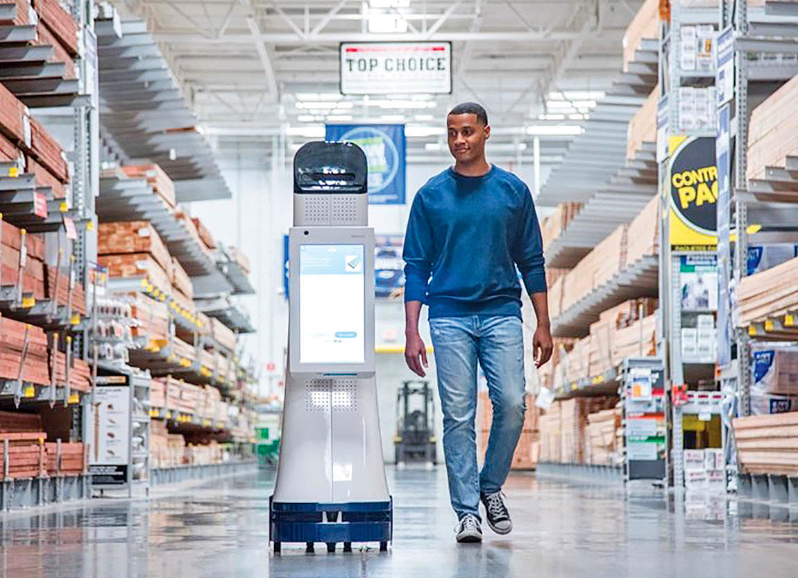 سبد خرید روباتیک