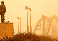 بودجه گردگیری خوزستان