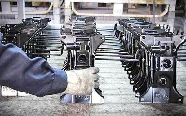 هزینه تحریم برای زنجیره خودروسازی