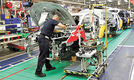 احتیاط خودروسازان نسبت بهتوافق برگزیت